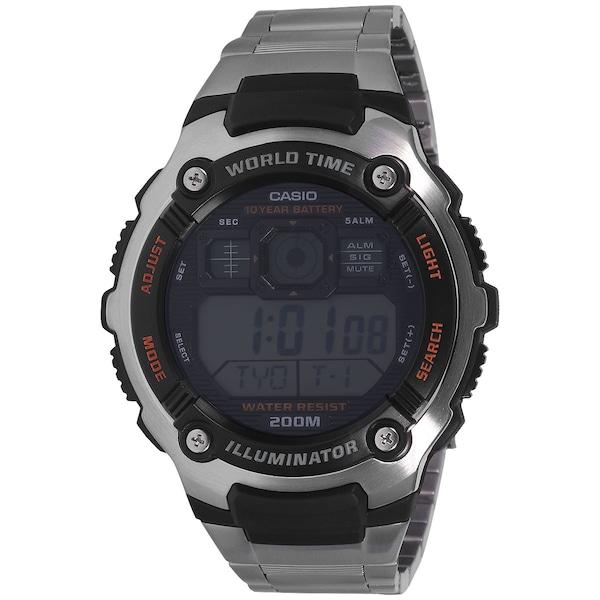 Relógio Digital Casio AE2000WD - Adulto