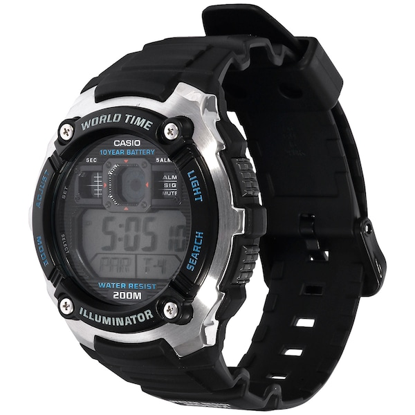 Relógio Digital Casio G-Shock AE2000W - Unissex