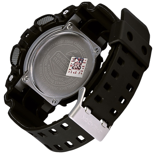Relógio Analógico Digital Casio G-Shock GA110 - Unissex