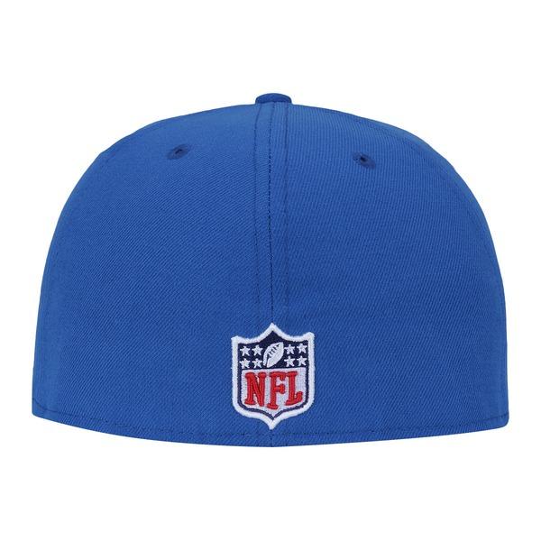 Boné Aba Reta New Era 59FIFTY Detroit Lions NFL On Field Classic - Fechado - Adulto