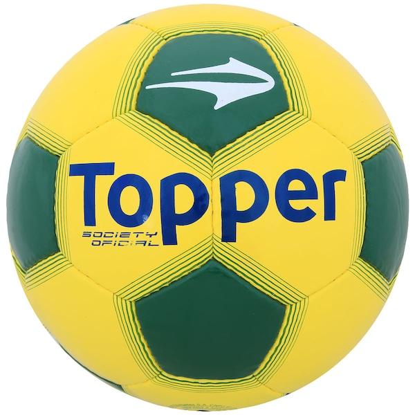 Bola de Futebol Society Topper Extreme III 4129048