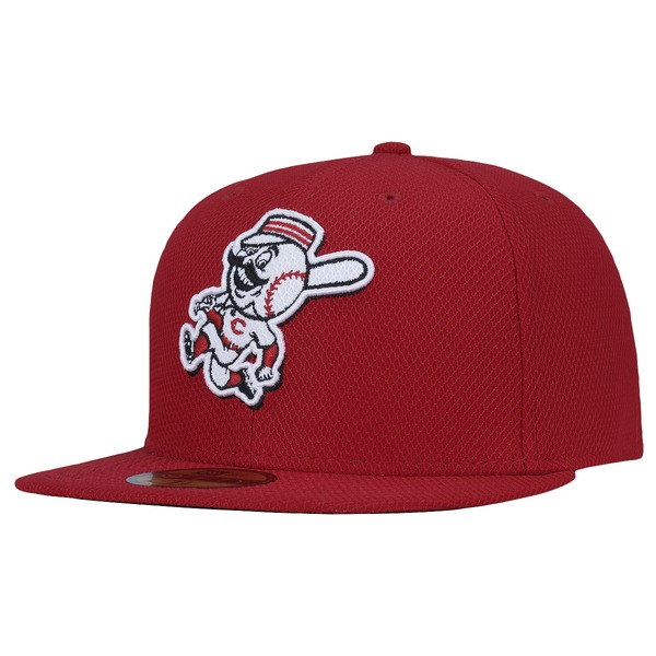 Boné Aba Reta New Era Cincinnati Reds MLB HM T - Fechado - Adulto