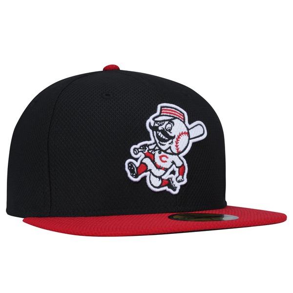 Boné Aba Reta New Era Cincinnati Reds RD T - Fechado - Adulto