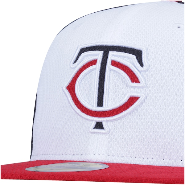 Boné Aba Reta New Era Minnesota Twins MLB - Fechado - Adulto