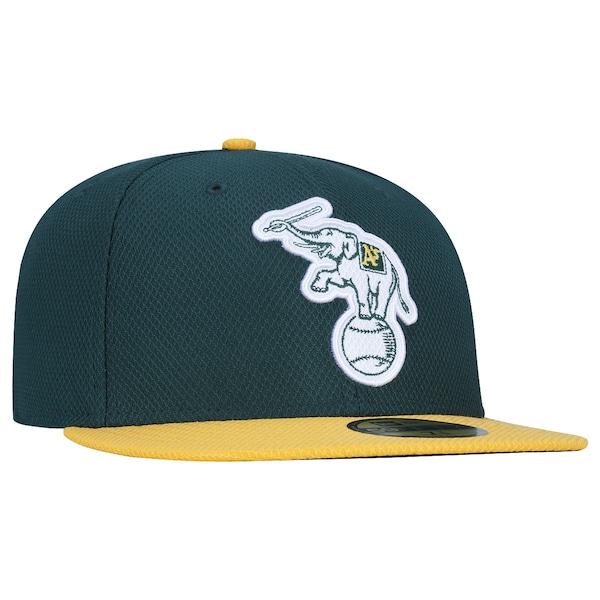 Boné Aba Reta New Era Oakland Athletics MLB Stomper - Fechado - Adulto