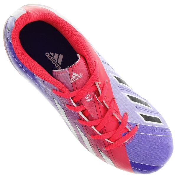 innovative design ed658 764d7 ... Chuteira do Messi Campo adidas F5 TRX FG - Infantil ...