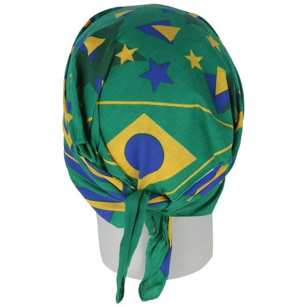Bandana Oxer Brasil com 2 Faixas