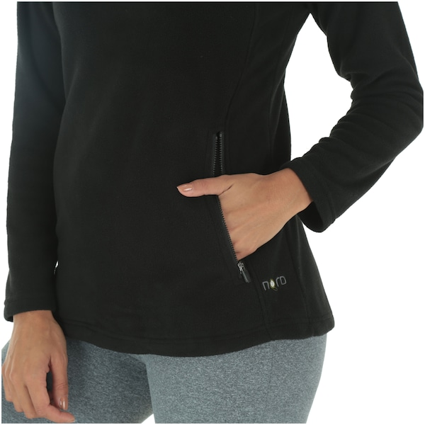d94d50e533a10 Blusa de Frio Fleece Nord Outdoor Basic - Feminina