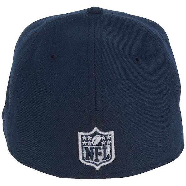 Boné Aba Reta New Era 59FIFTY Dallas Cowboys NFL Team - Fechado - Adulto