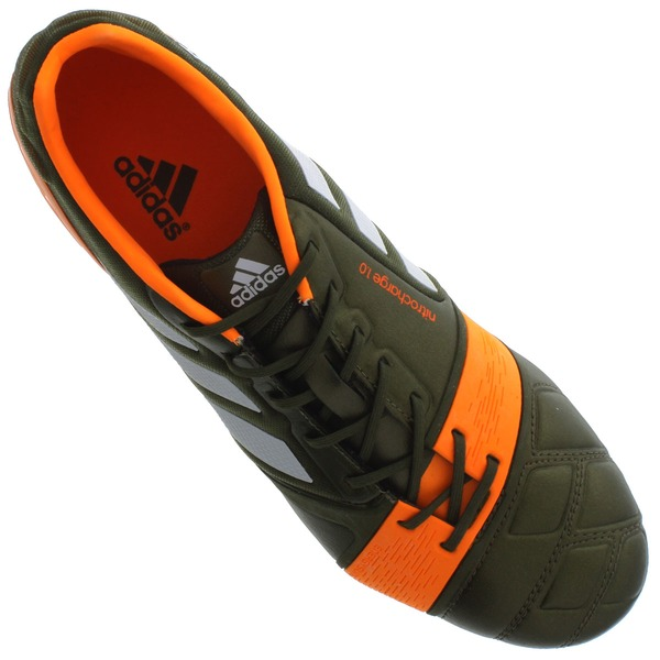 093fba07f8cdf Chuteira de Campo Adidas Nitrocharge 1.0 Trx Fg