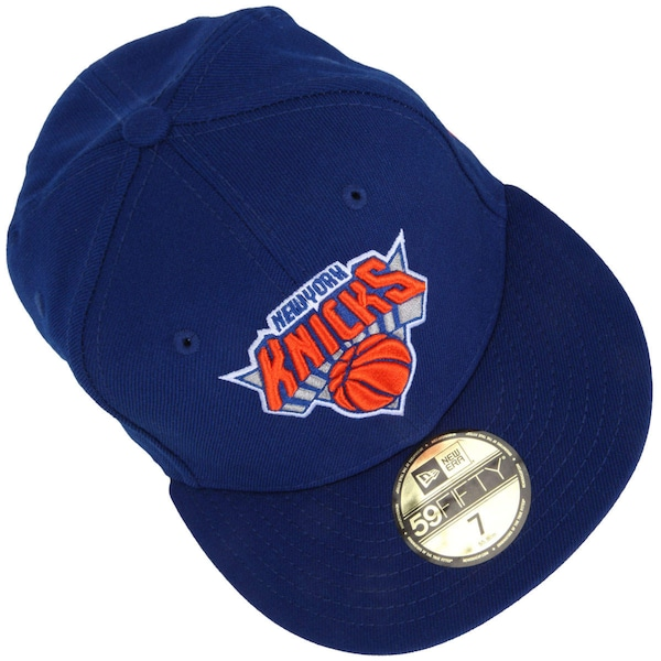 Boné Aba Reta New Era New York Knicks - Fechado - Adulto