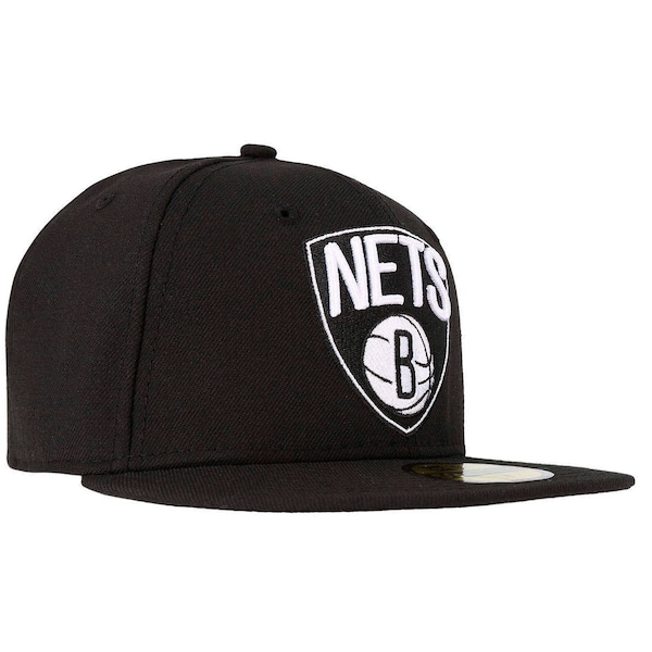 Boné Aba Reta New Era Brooklyn Nets - Fechado - Adulto
