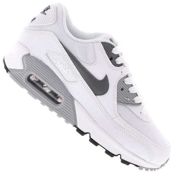 f07d82517f20e0 Tênis Nike Air Max 90 Essential - Feminino