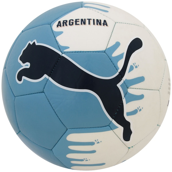 Bola de Futebol de Campo Puma Country Argentina