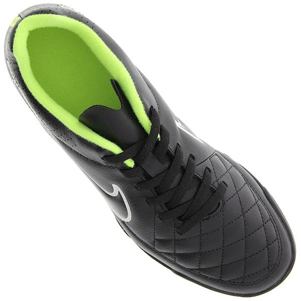 0363c3a8aa Chuteira Society Nike Tiempo Rio II TF - Adulto