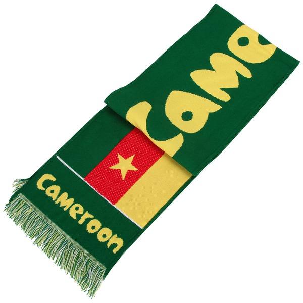 Cachecol Kalciomania Copa do Mundo Camarões – Unissex