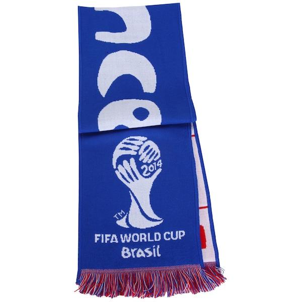 Cachecol Kalciomania Copa do Mundo França – Unissex