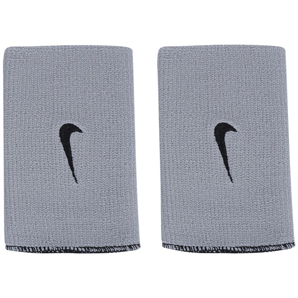 Munhequeira Nike Grande Dupla Face Dri-Fit com 2 Unidades - Adulto