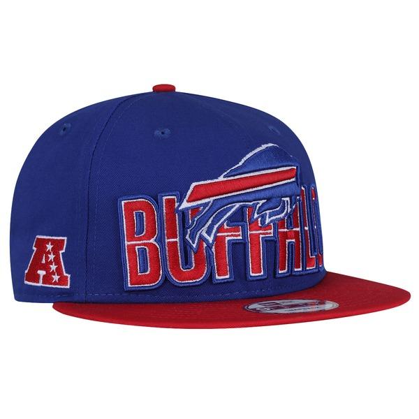 Boné Aba Reta New Era Buffalo Bills Draft NFL - Snapback - Adulto