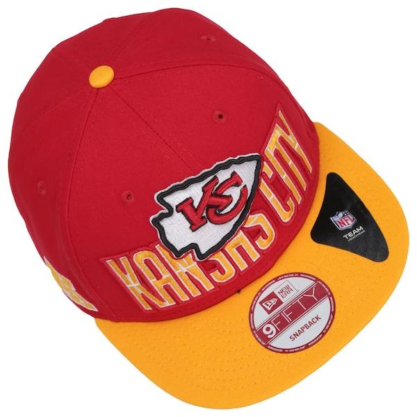 Boné New Era Kansas City Chiefs - Adulto