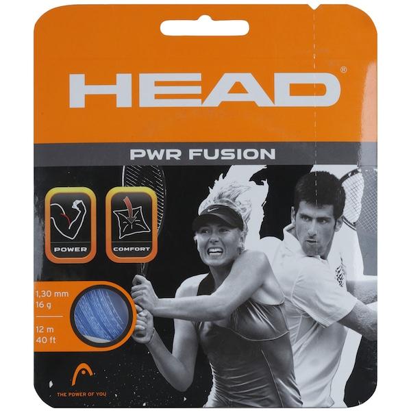 Corda de Tenis Head Power Fusion 1,30mm - 12m