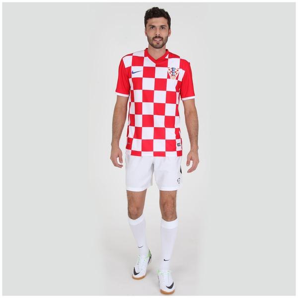 ac50249b1 Camisa Nike Seleção Croácia s n 2014 Torcedor