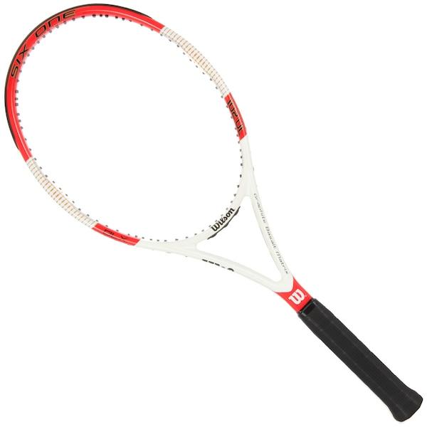 Raquete de Tenis Wilson Six One 102 UL