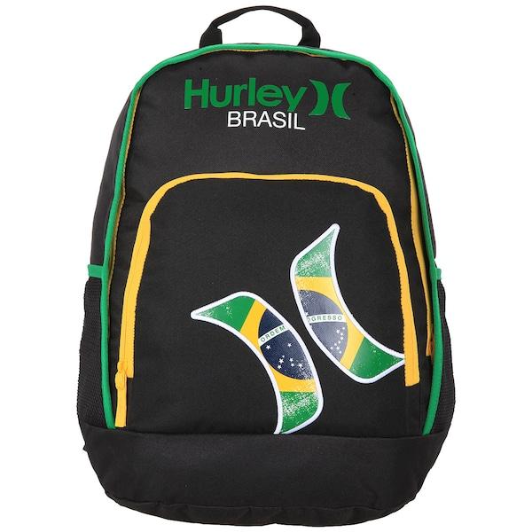 Mochila Hurley Brasil