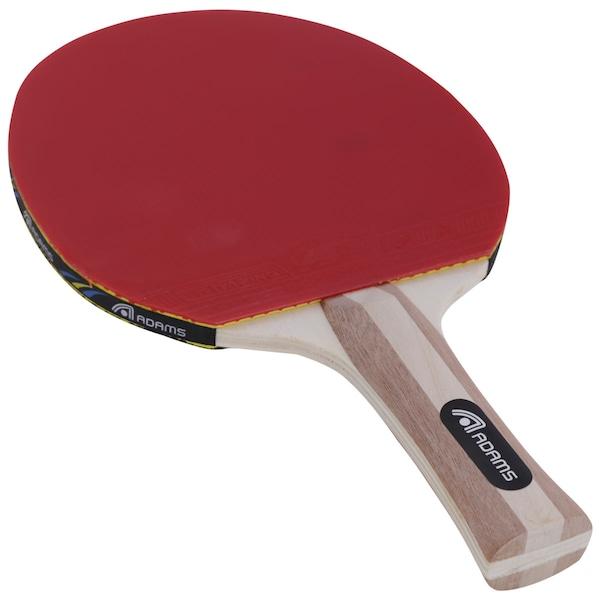 Kit de Tênis de Mesa Adams com 2 Raquetes e 3 Bolas