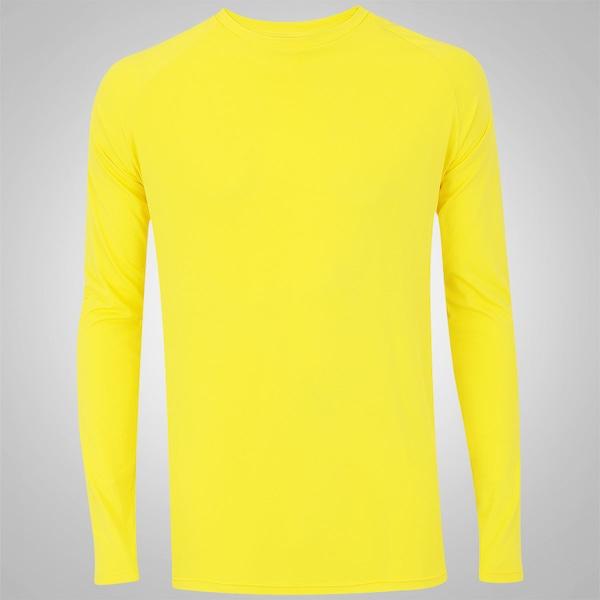 Camiseta Manga Longa com Proteção Solar UV50 Oxer Custom - Masculina cb8efa68febc4