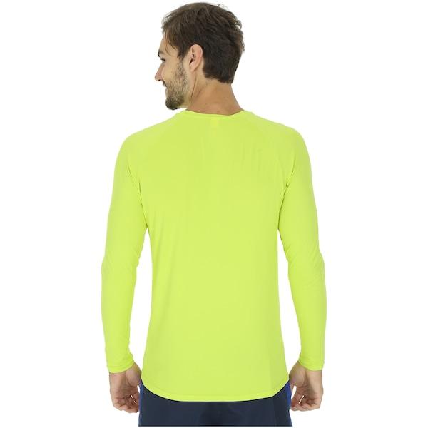 Camiseta Manga Longa com Proteção Solar UV50 Oxer Custom - Masculina 266074f175a