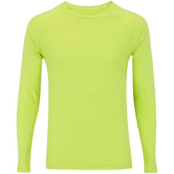 Camiseta Manga Longa com Proteção Solar UV50 Oxer Custom - Masculina 1aedae58207