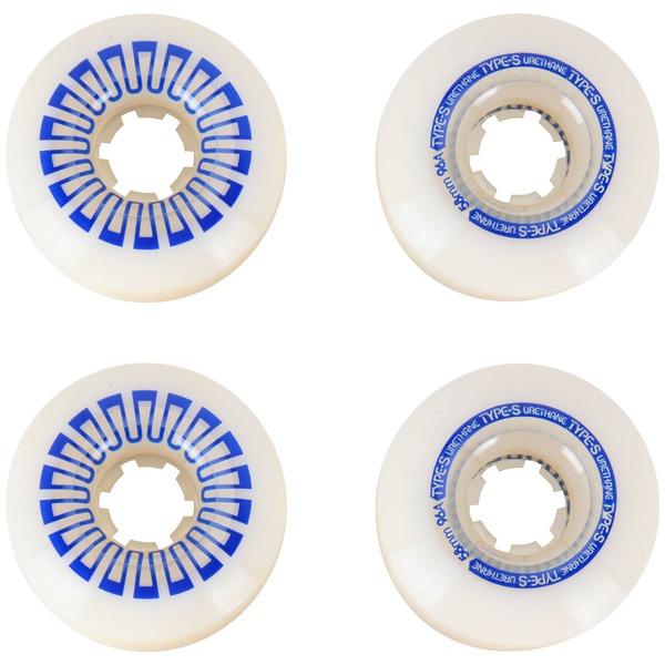 Roda de Skate Type-S Soft Blend 58 mm 96A Com 4 Unidades