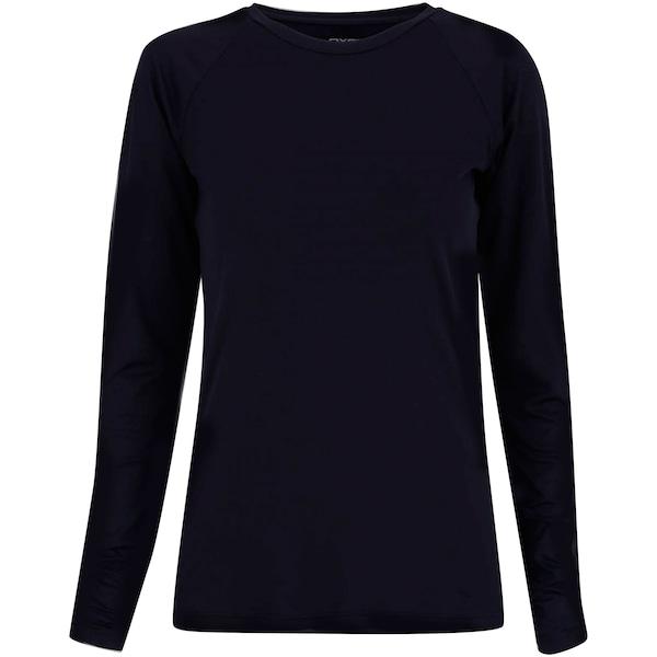 Camiseta Manga Longa com Proteção Solar UV50+ Oxer Custom - Feminina cb60214045b42