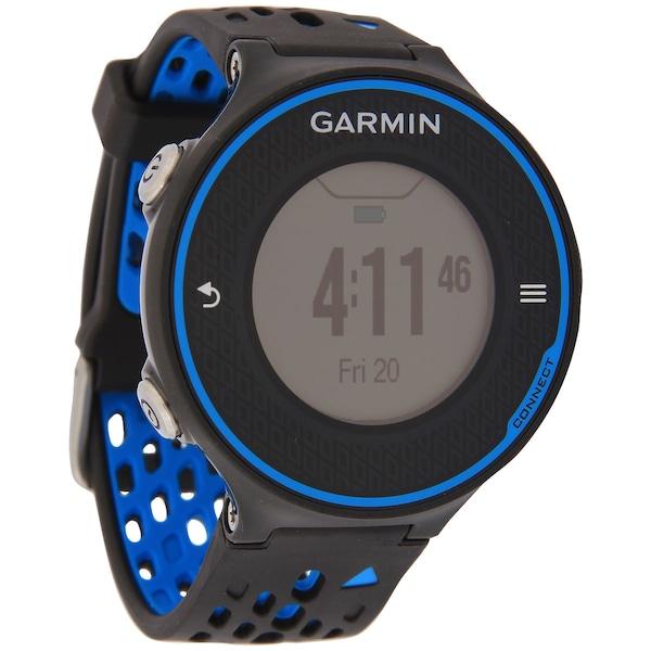 Monitor Cardíaco Garmin Forerunner 620 com GPS e Cinta Peitoral
