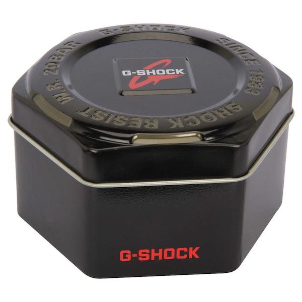 Relógio Digital Analógico Casio G-Shock GA-200 - Masculino