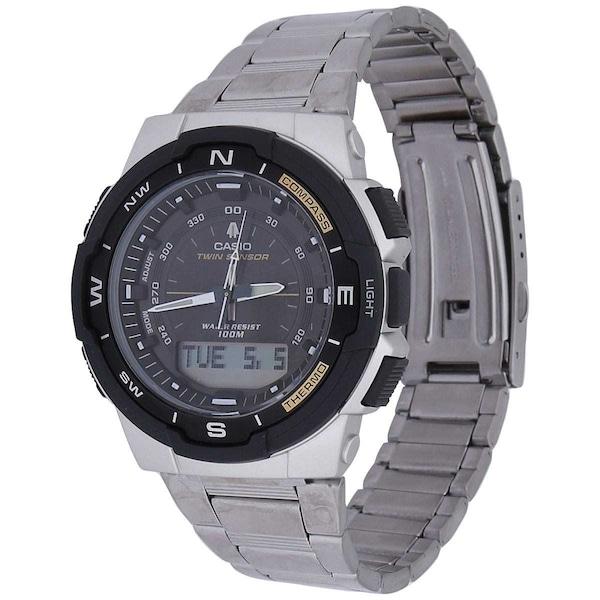 Relógio Masculino Analógico e Digital Casio Sgw500hd