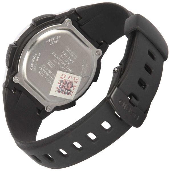 Relógio Digital Casio W753 - Masculino