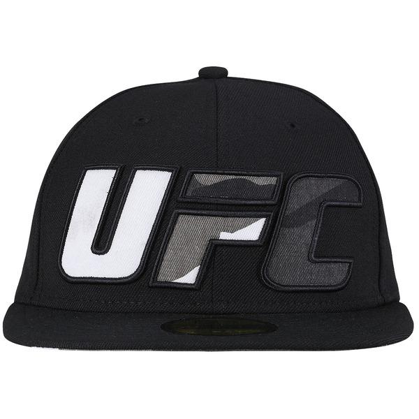 Boné Aba Reta UFC Camo - Fechado - Adulto