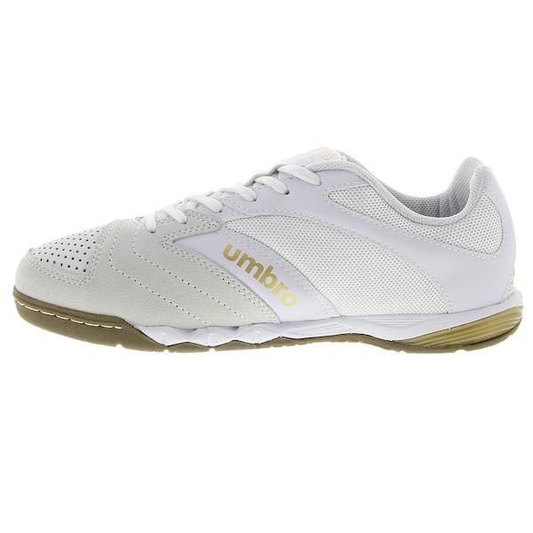 506c270060b44 Chuteira de Futsal Umbro Indoor Falcão Pro