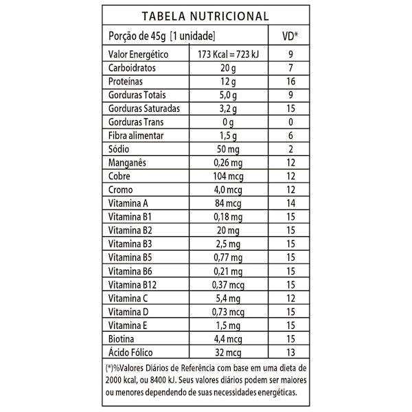 88b4e396a ... 12 Unidades Barra de Proteína Integralmédica Protein Crisp - Torta de  Limão ...