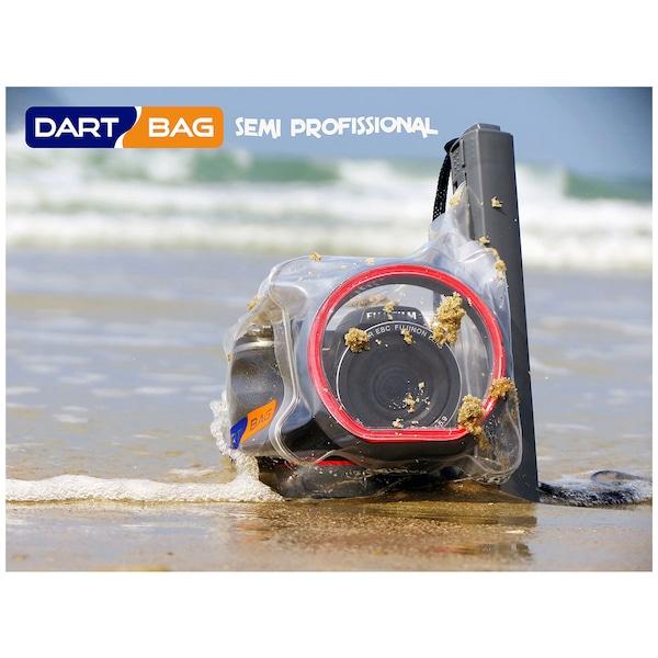 Bolsa Aquática Impermeável Para Câmera Dartbag Semiprofissional