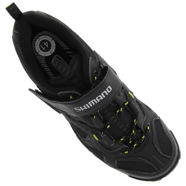 Sapatilha Ciclismo Shimano SHMT43L - Masculina