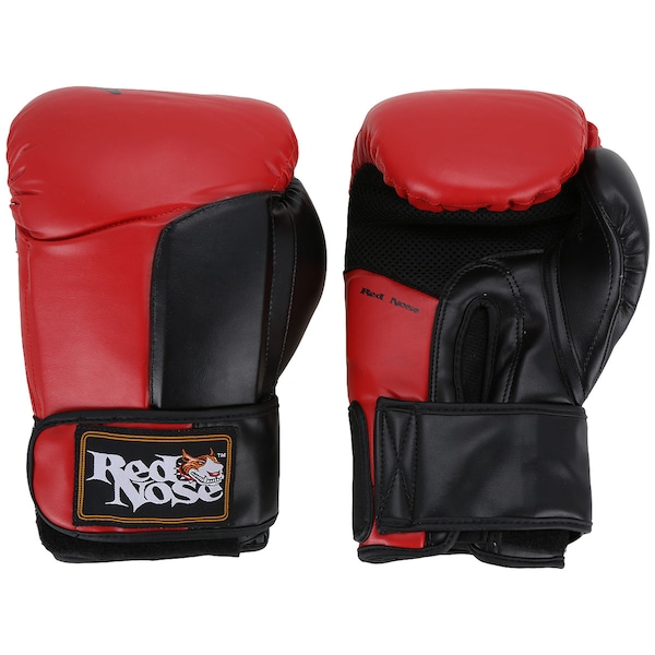 Luvas de Boxe Red Nose Premium 12 OZ - Adulto