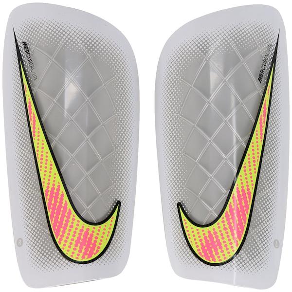Caneleira de Futebol Nike Mercurial Lite - Adulto