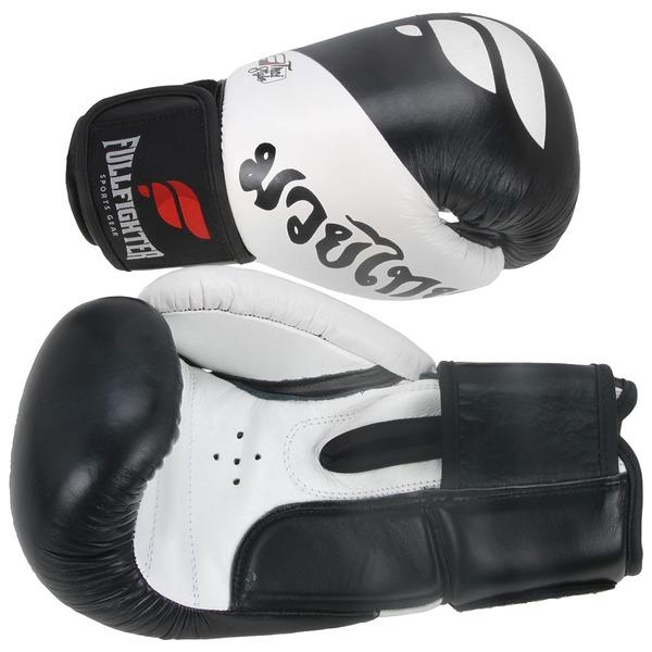 Luvas de Muay Thai Full Fighter Style PRO Premium - 12 OZ - Adulto