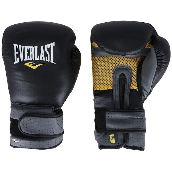 Luvas de Boxe Everlast Profissional - 16 OZ - Adulto
