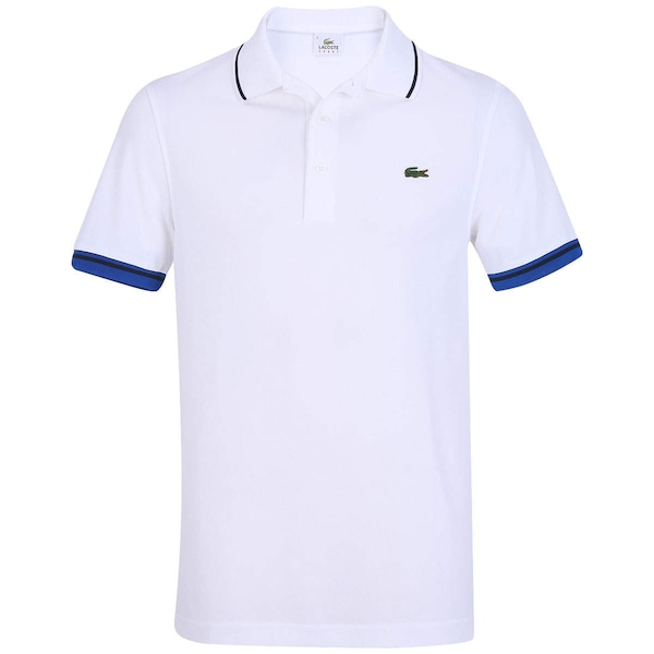 9b843f3953d7f Camisa Polo Lacoste Slim Fit - Masculina