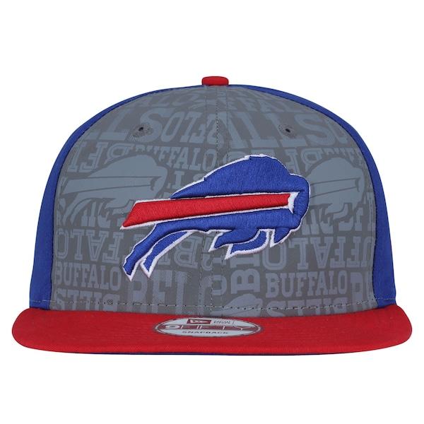 Boné Aba Reta New Era 9FIFTY Buffalo Bills NFL Draft - Snapback - Adulto