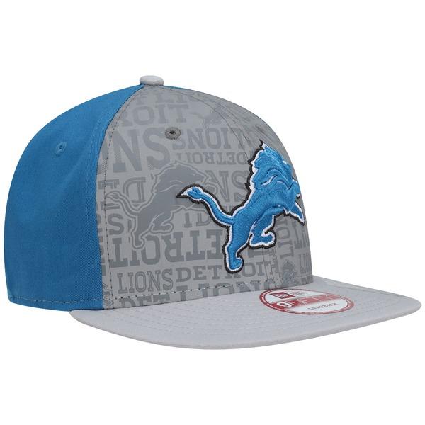 Boné Aba Reta New Era 9FIFTY Detroit Lions NFL - Snapback - Adulto